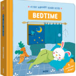 Bedtime - Animated Board Books Auzou