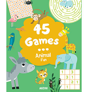 45 Games Animal Fun