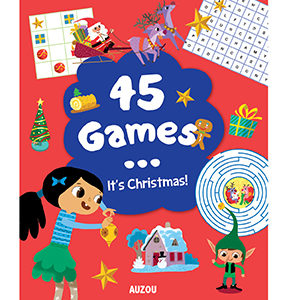 45 Games for Christmas