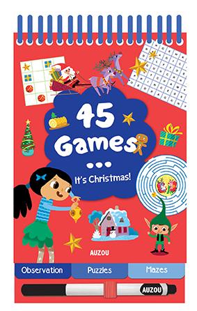 45 Games for Christmas