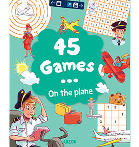 45 Games On the plane