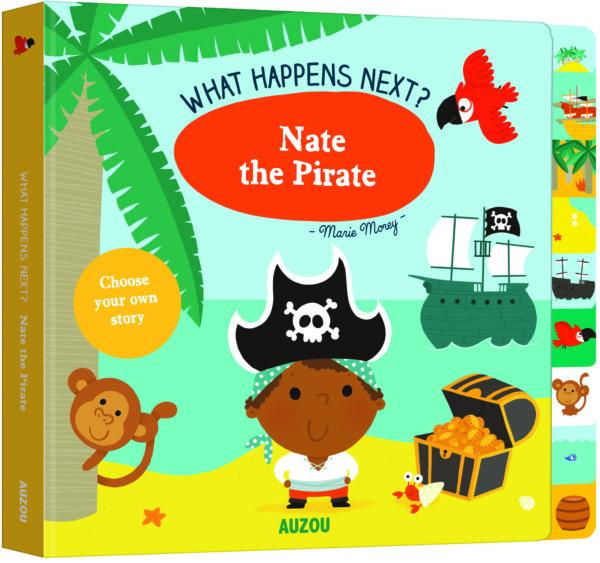 Nate the Pirate