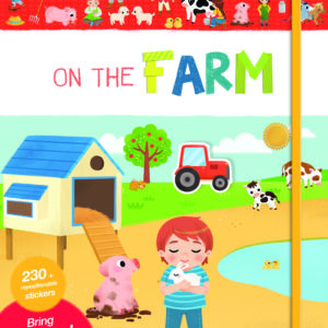 On the farm - AUZOU