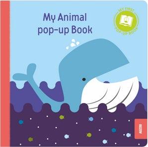 My Animal Pop Up Book
