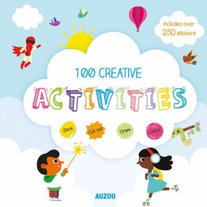 100 creative activities - Auzou