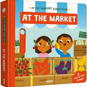 At the market - Auzou