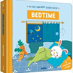 Bedtime - Auzou Animated Board Book