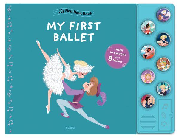 My First ballet - Auzou