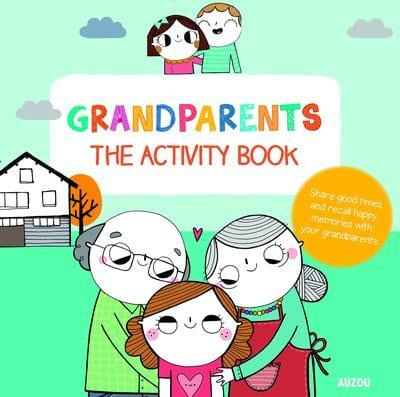 Grandparents Activity Book