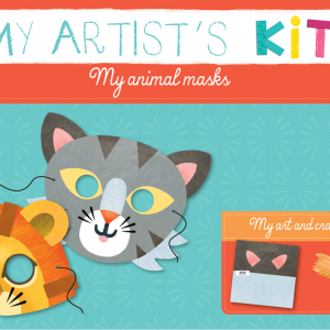 My Artist Kit Animal Masks
