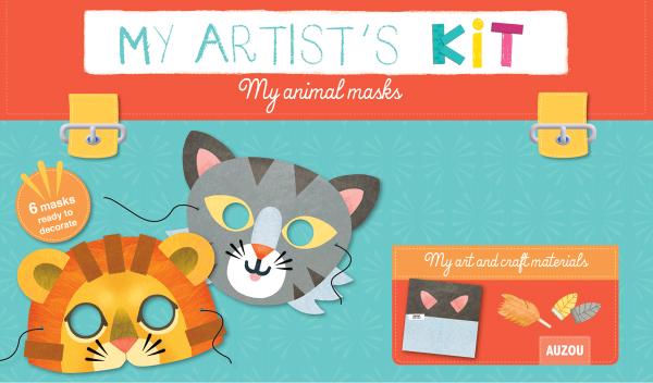 My Artist Kit Animal Masks