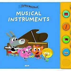 My First Music Book - Musical Instruments
