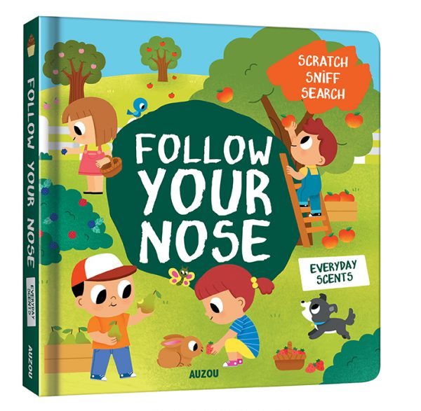 Follow your Nose - Everyday Scents