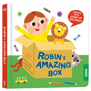 Robin's Amazing box