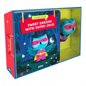 Sweet Dreams with Super Julie